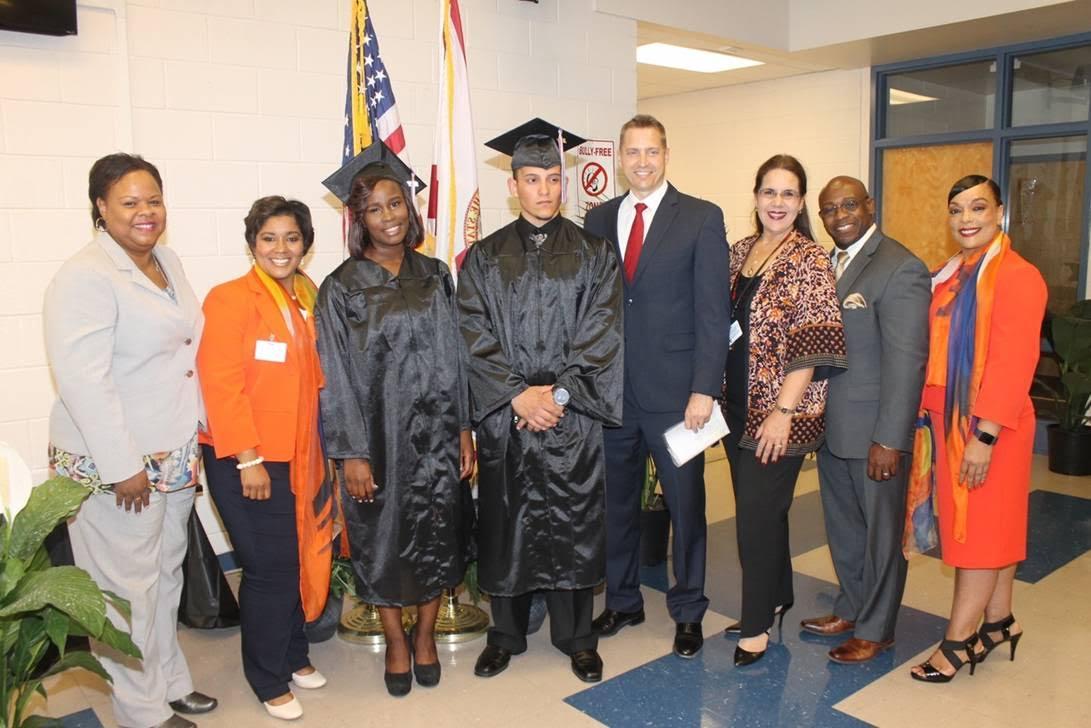 Front - Carver Graduation