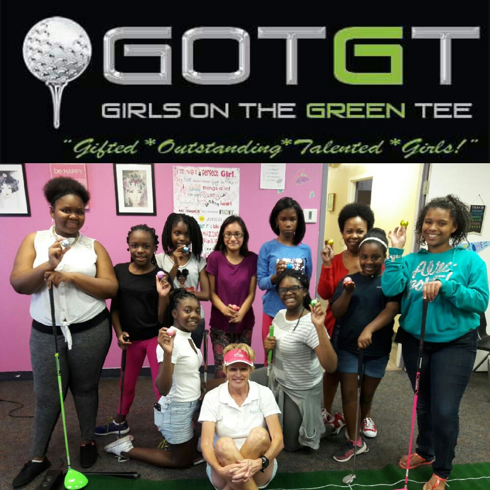 Summer Golf Program Launched For Girls