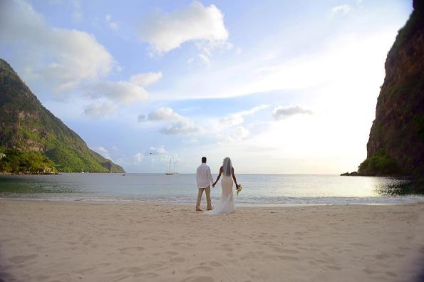 RHOA Star Kenya Moore Shares Wedding Photos