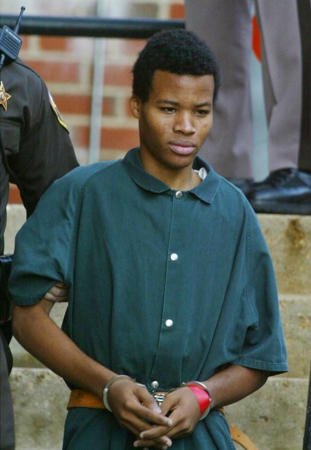 D.C. Sniper's Sentence Overturned