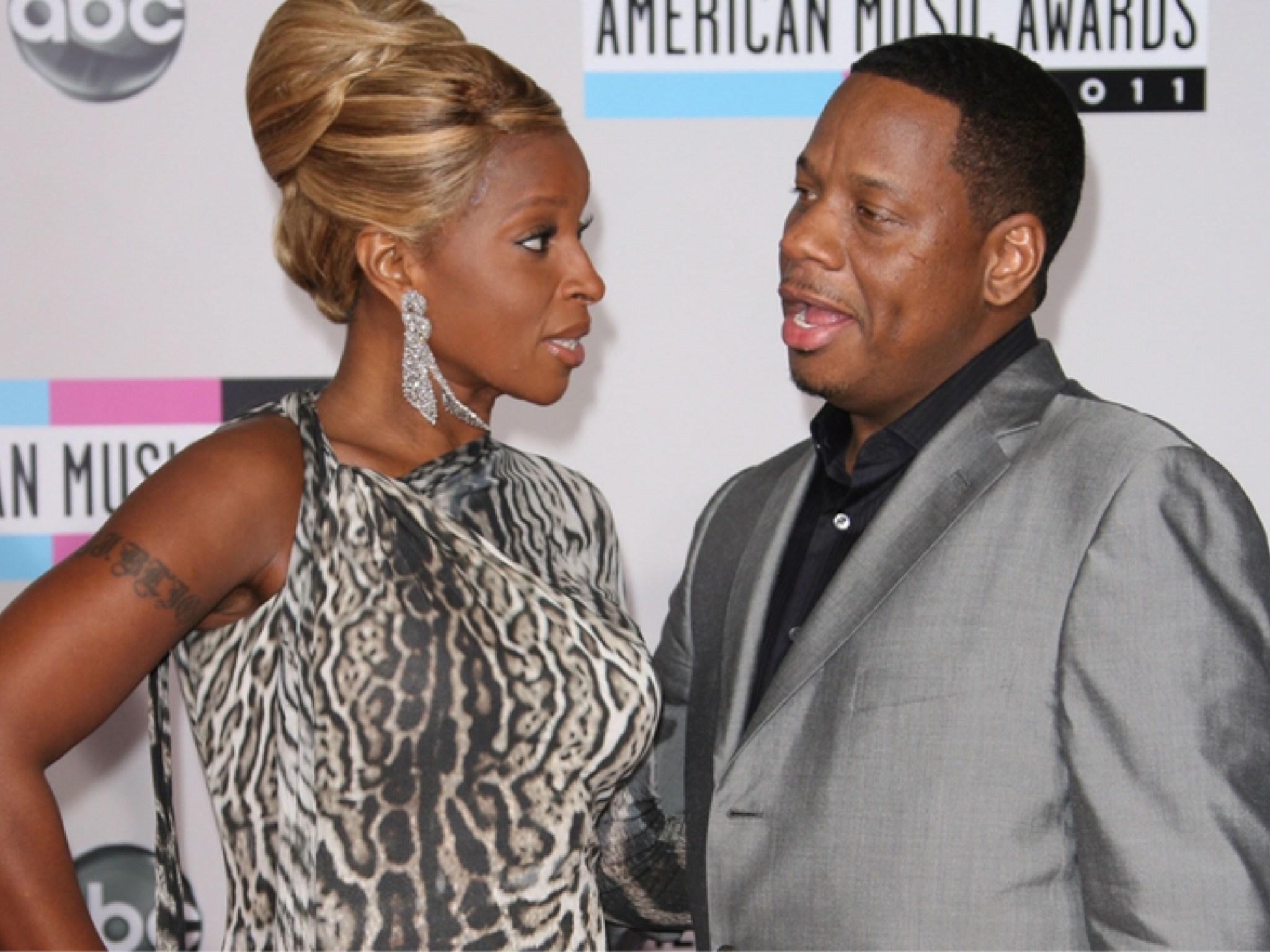 Mary J Blige's Estranged Husband Asks Her To 'Stop'