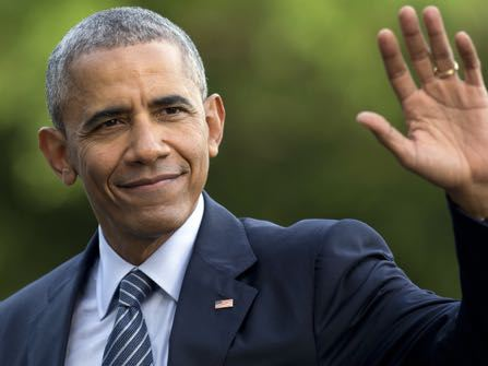California Names Stretch Of Highway After President Barack Obama