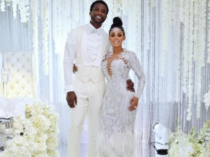 Gucci Mane And Keyshia Ka'oir Are Now Mr. And Mrs. Radric Davis