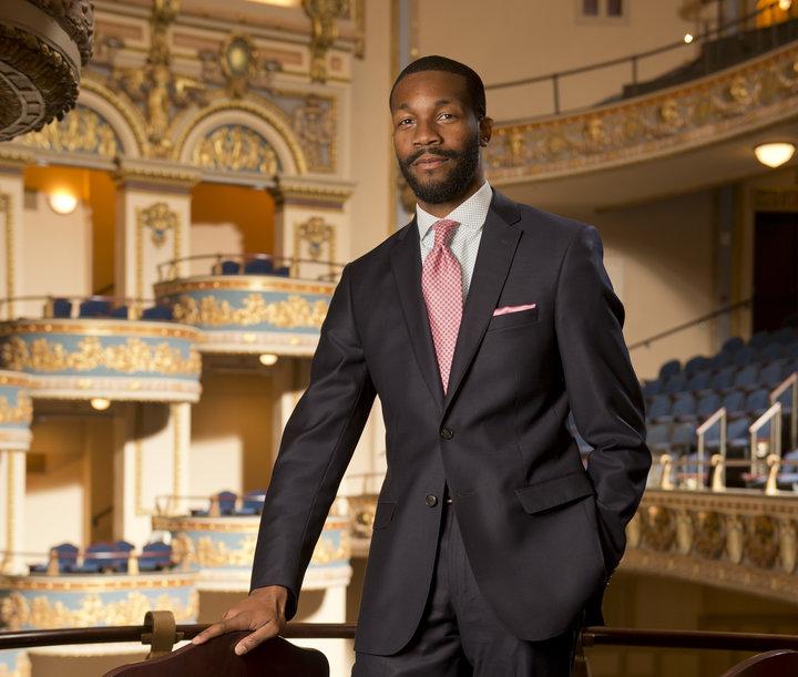 New Mayor Of Birmingham, Alabama
