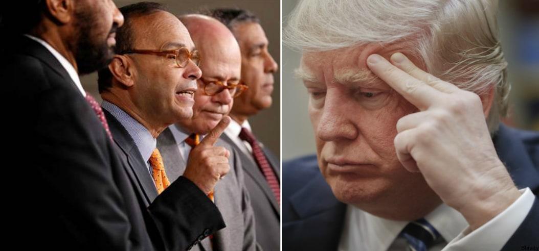 Democrats Launch Effort To Impeach President Trump