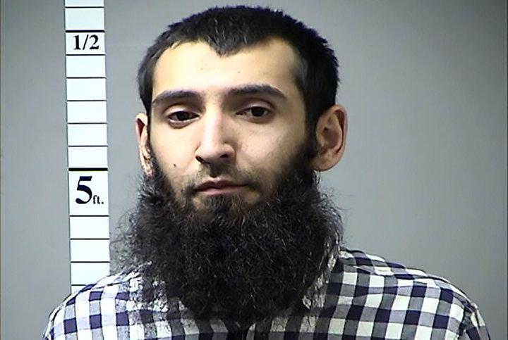 Terrorist Kills 8; Injures 11 In New York Was An Uber Driver