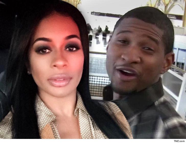 Usher's Jane Doe Herpes Accuser Dismisses $20M Lawsuit