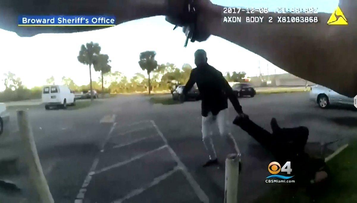 Bodycam Video Released To Justify Broward Deputy Fatally Shooting Man