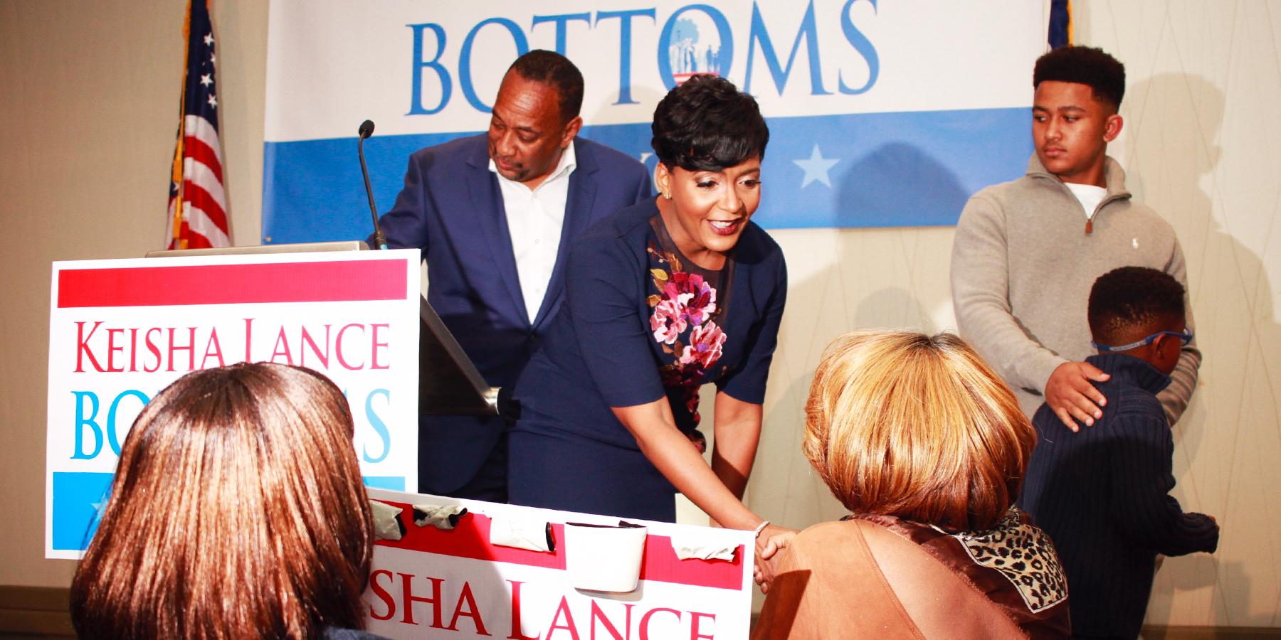 Atlanta's New Mayor Is A FAMU Graduate; Adding To An HBCU Tradition