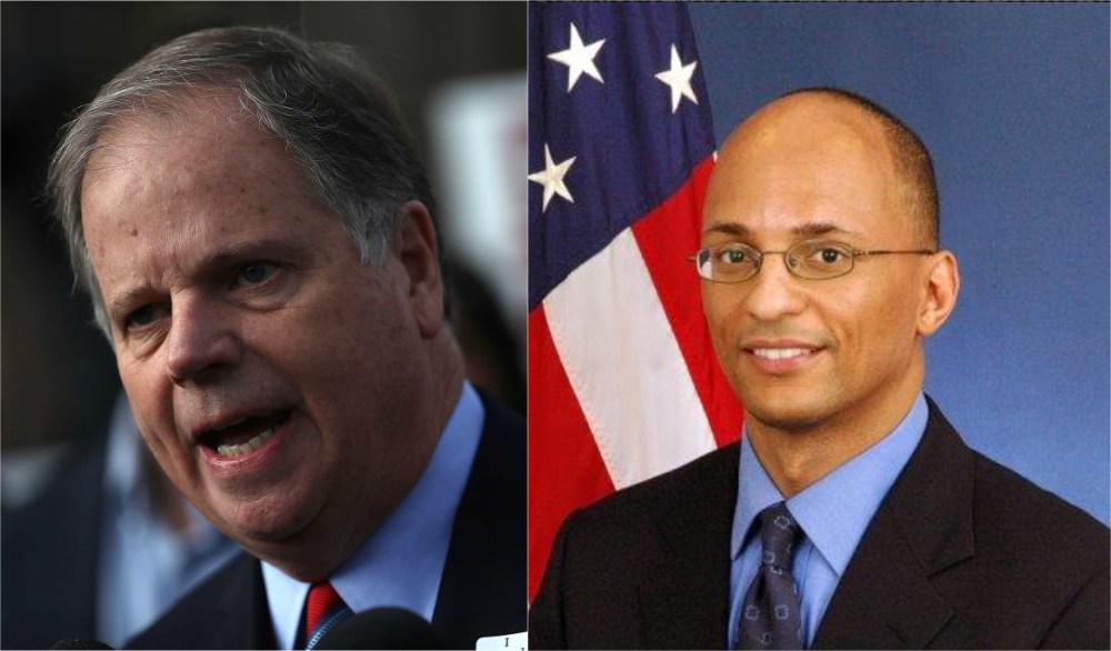 Newly Elected Alabama Senator Doug Jones Has Chosen A Chief Of Staff