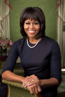 Happy 54th Birthday Michelle Obama