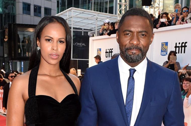 Idris Elba Proposes To Girlfriend, 29