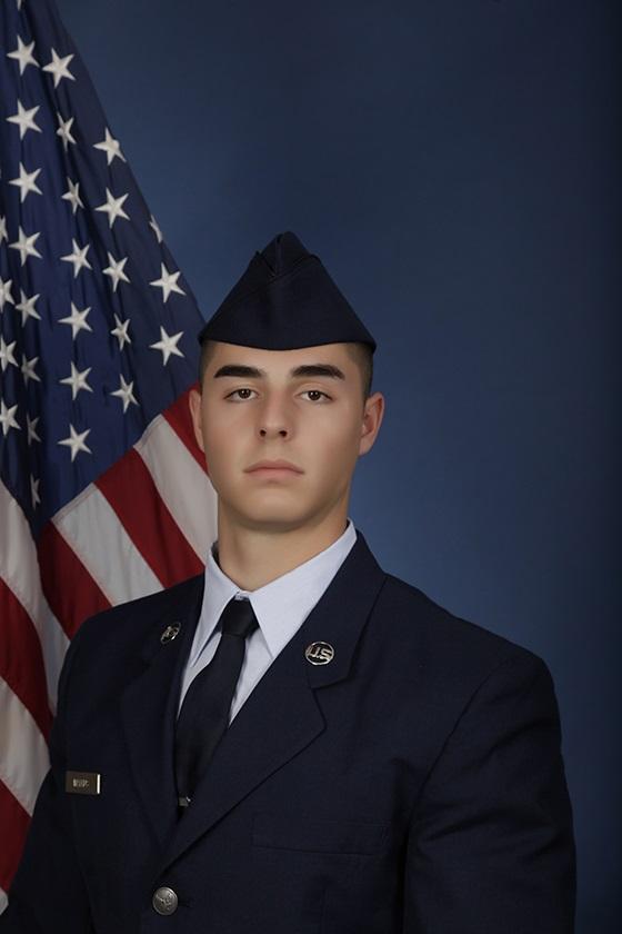 Airmen Complete Basic Military Training