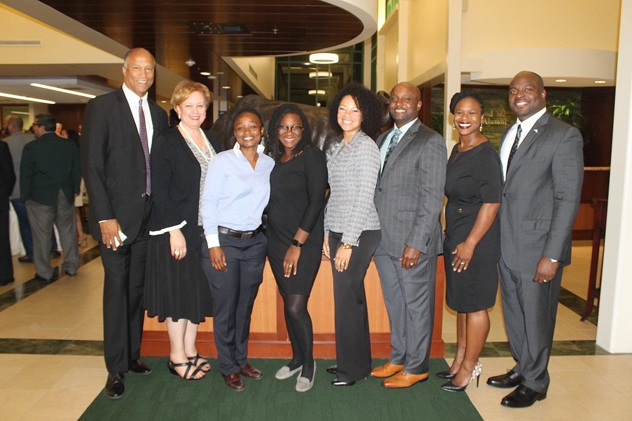 BLACK LEADERSHIP NETWORK NAMES FIRST SCHOLARSHIP RECIPIENTS