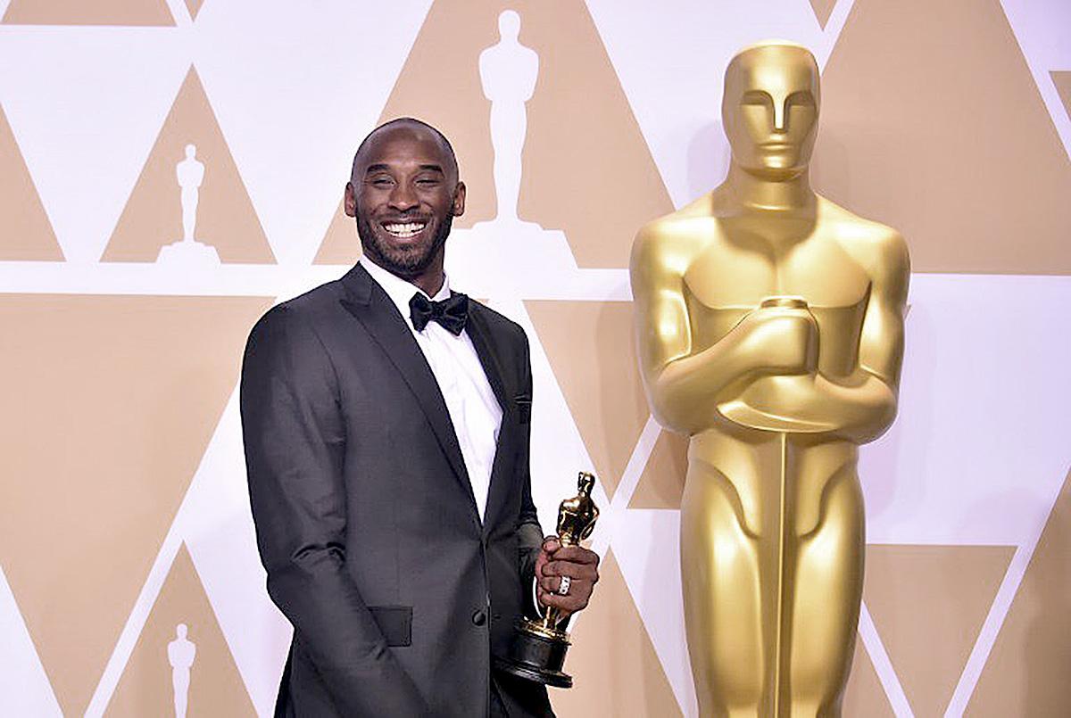 Kobe Bryant's 'Dear Basketball' Wins Oscar For Best Animated Short