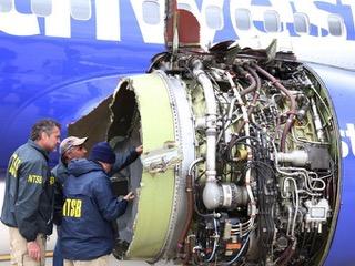Southwest Sends Passengers On Crashed Plane Checks For $5,000