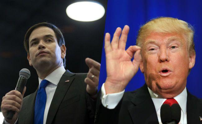 U.S. Sen. Marco Rubio Criticizes Trump About China Tech Company
