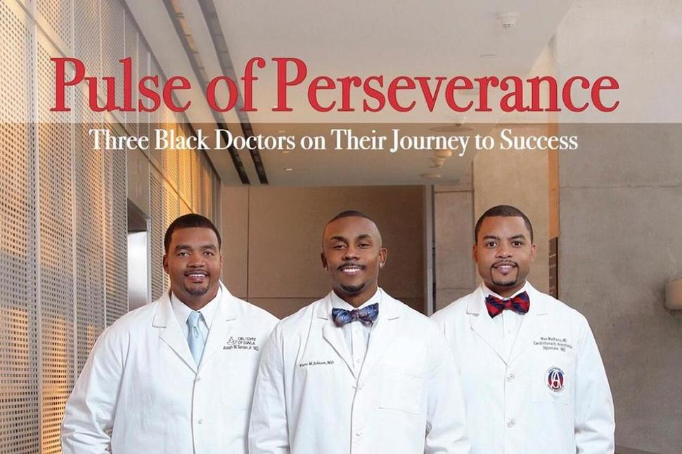 Three Black Doctors Write Book To Inspire Black Boys