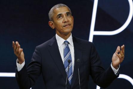 Former President Barack Obama To Headline DNC Fundraiser