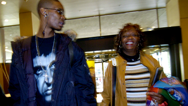 Chris Bosh's Mom Questions His Character