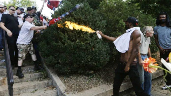 Charlottesville Flamethrower Sentenced To Jail