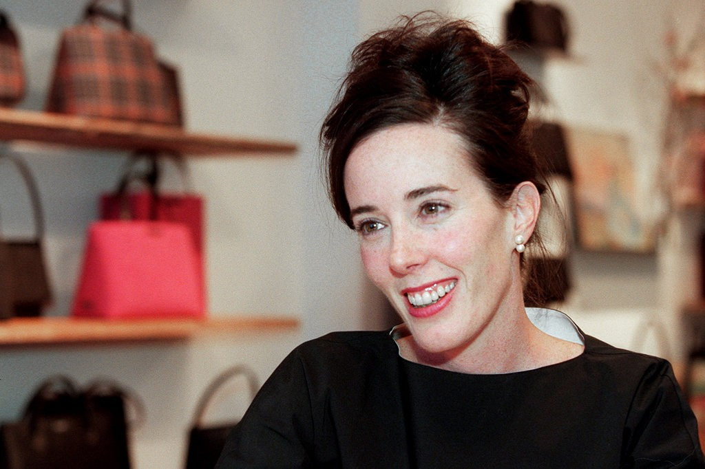 Designer Kate Spade Commits Suicide