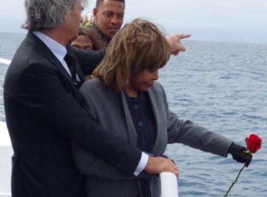Tina Turner says final goodbye to son: 'My saddest moment'
