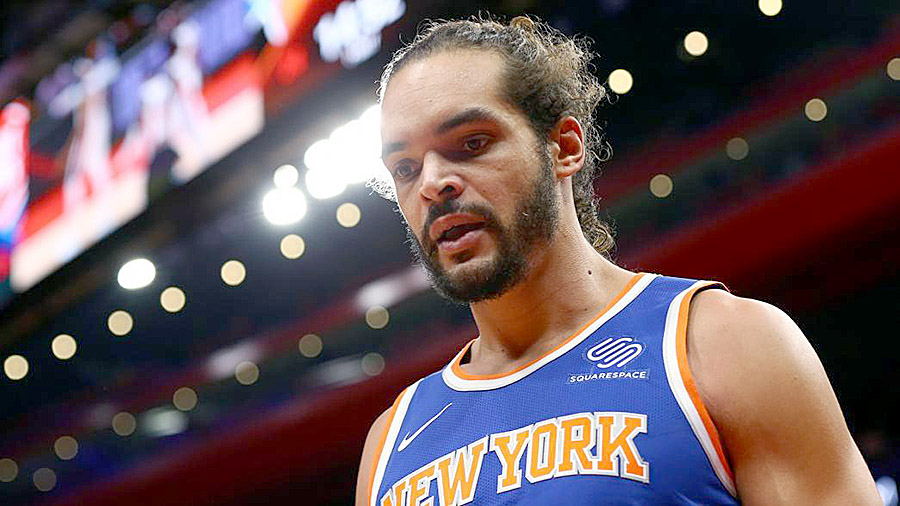 New York Knicks Waive Veteran Big Man Joakim Noah