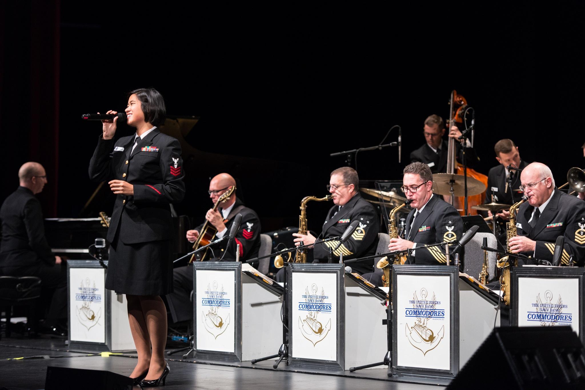 U. S. Navy Band To Visit Tampa