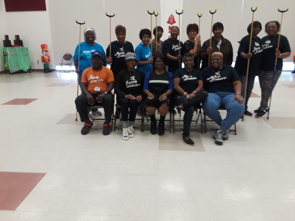11thMonthly Seniors Shuffleboard Tournament Held