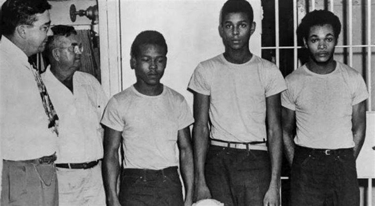 Four black men accused of 1949 rape of white woman in Florida are pardoned