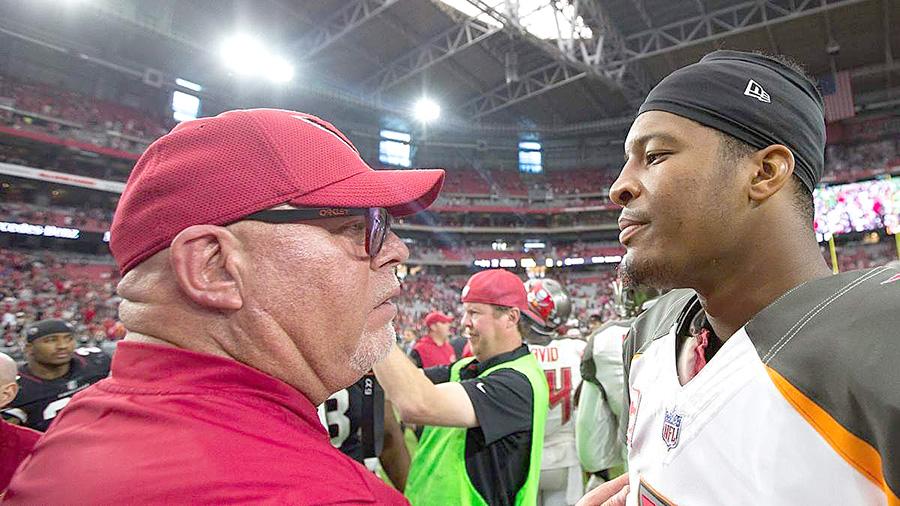 Bucs, Cardinals Trade Draft Picks As Part Of Bruce Arians Deal