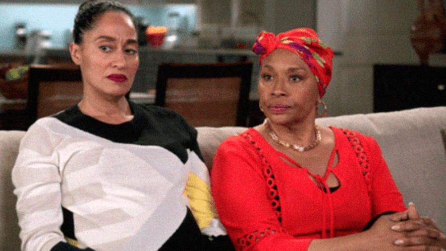 Tracee Ellis Ross AndJennifer Lewis ReportedlyAt War On 'Black-ish' Set