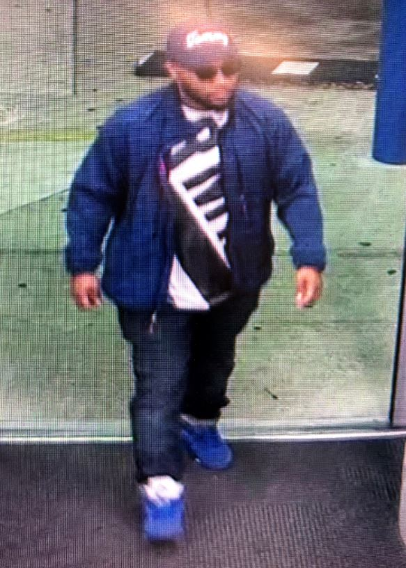 CVS Robbery suspect