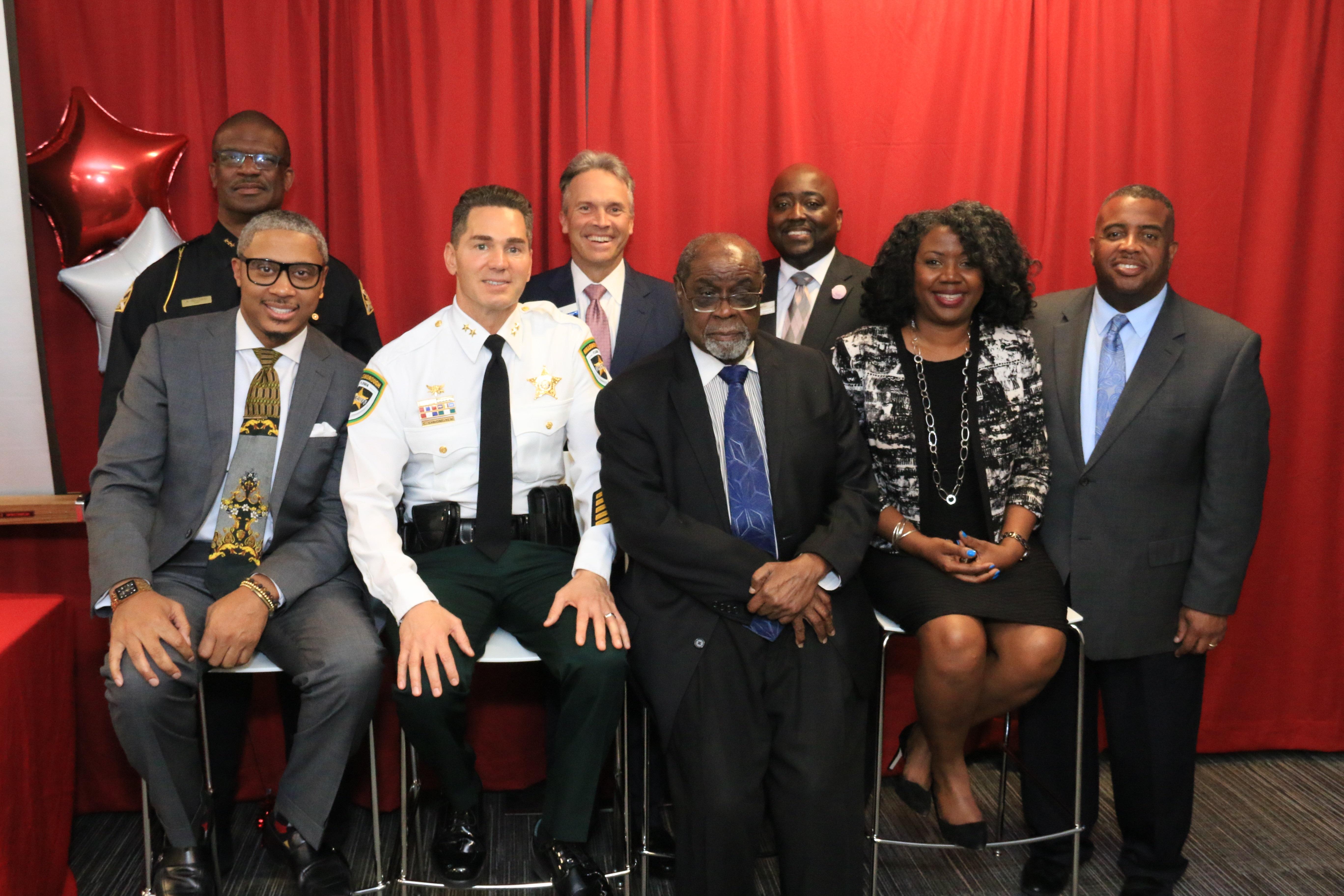 BLACK PROFESSIONAL GROUP CELEBRATES BLACK HISTORY MONTH