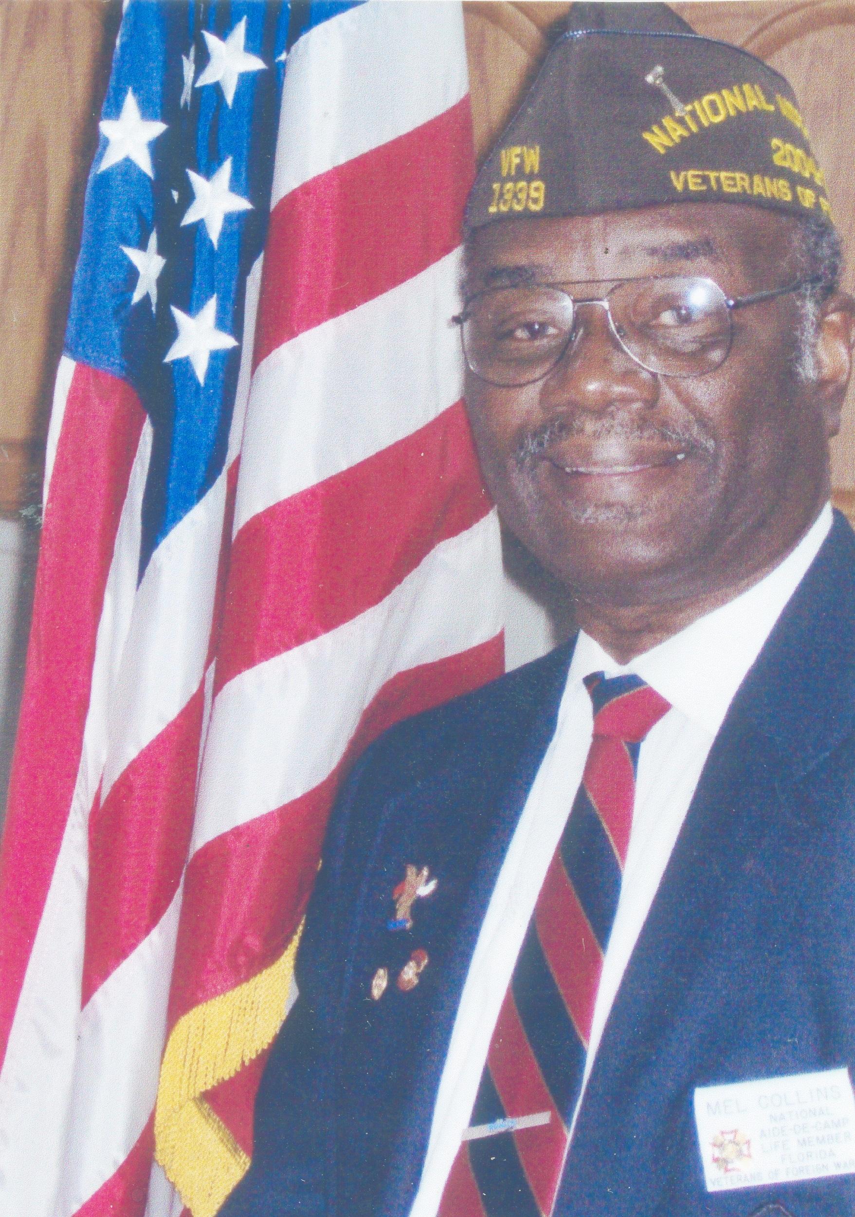 Commander Melvin Collins