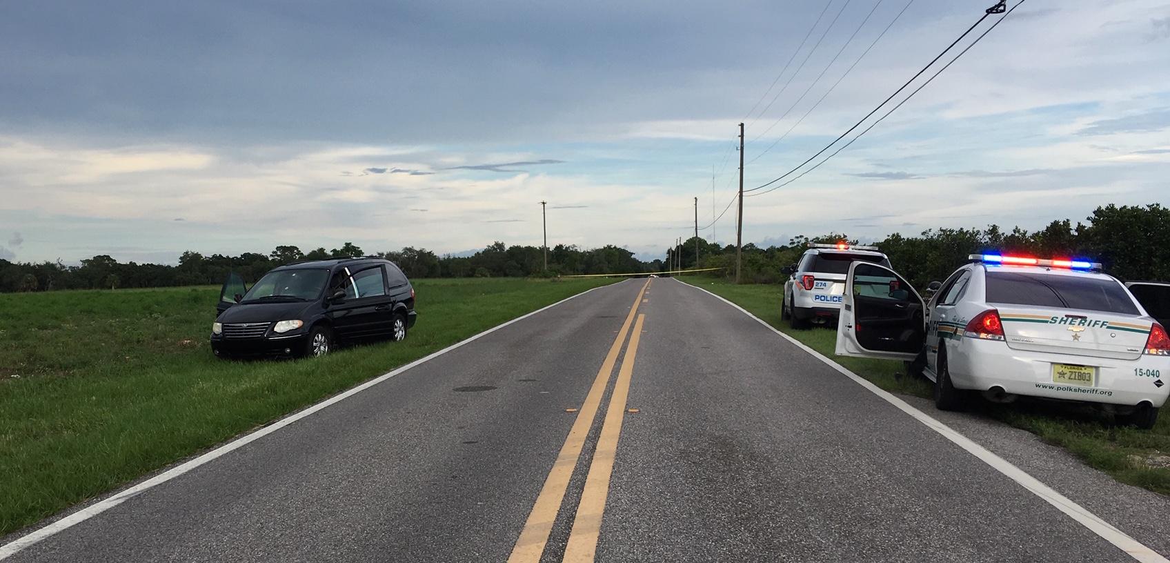 Carl Boozer Road scene