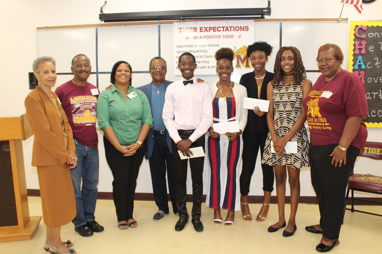 Front Page - Middleton Alumni