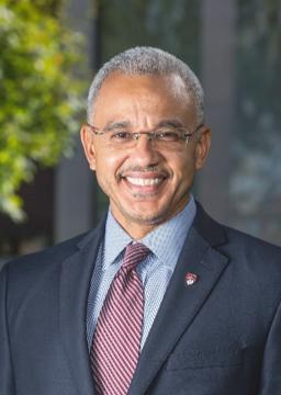 Dr. E. LaBrent Chrite - B-CU Pres.