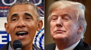 Barack & Trump