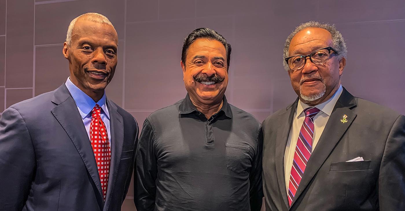 Black News Network - Watts, Khan, Chavis