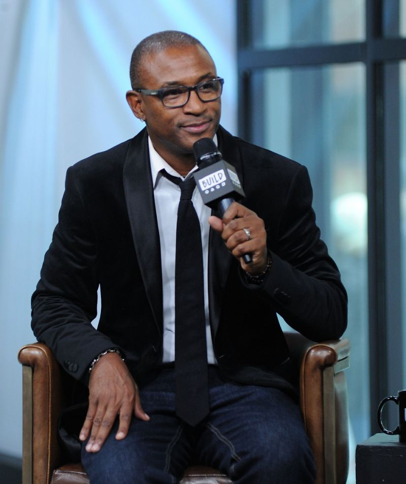 'In Living Color' actor Tommy Davidson says Jada Pinkett Smith's mom saved his life'