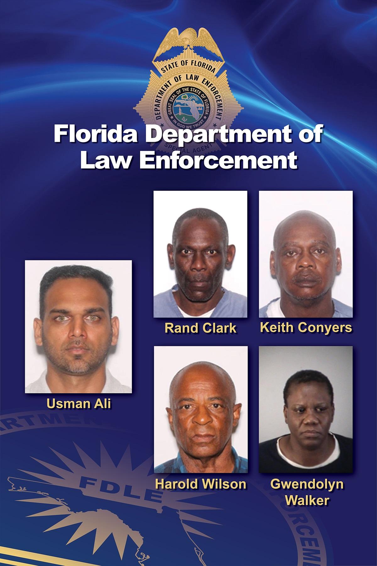 FDLE Arrests