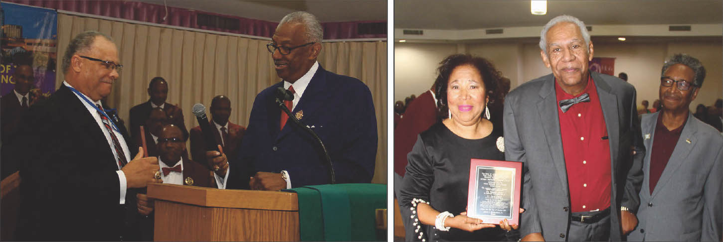 79th ANNUAL CONFERENCE OF AME CHURCH HELD