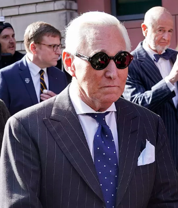 Roger Stone found guilty of lying to Congress to protect Trump and his campaign