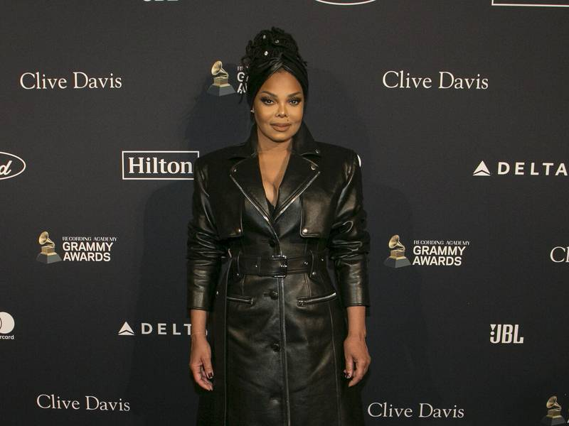 Janet Jackson Announces New 'Black Diamond' Album & Tour