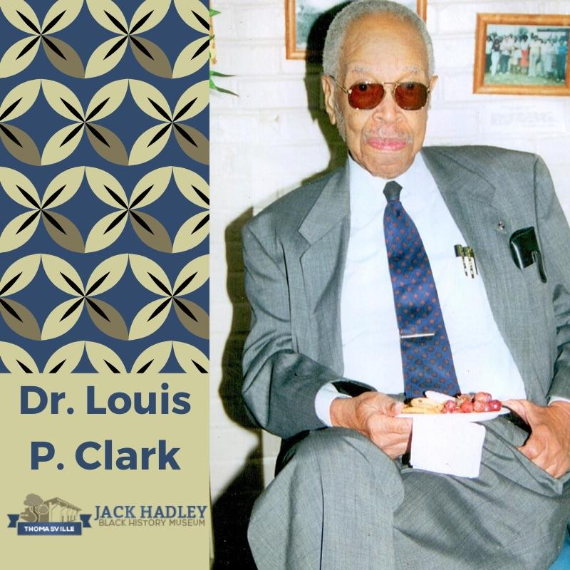Dr. Louis P. Clark