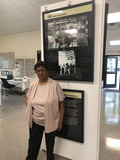 Norma Robinson Black History Exhibit
