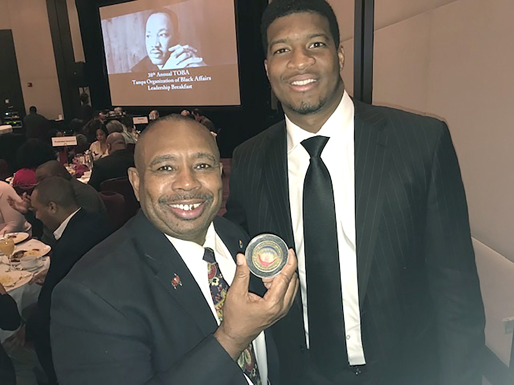 Albert Owens And Jameis