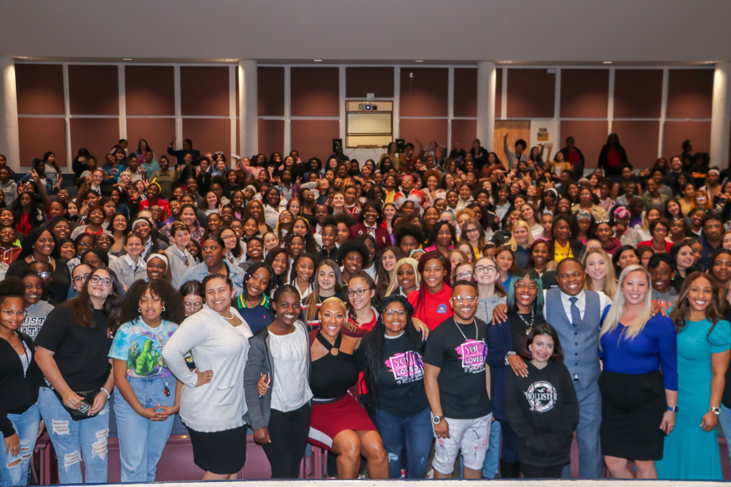 Girls Summit - 700 Attended